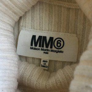 MM6 A/W 2015 Cashmere Sweater